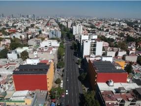 Ciudad de México: Ciudad Solar, un programa que propone instalar sistemas fotovoltaicos en 300 edificios públicos