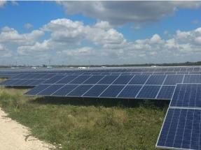 Yucatán: Finalizada la construcción de la planta fotovoltaica Kambul, de 38 MW