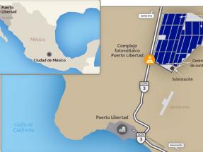 Planta fotovoltaica Puerto Libertad: La china JA Solar proveerá 404 MW en módulos solares