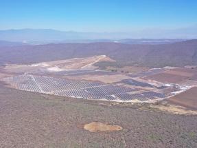 Acuerdo para la financiación de la planta fotovoltaica Xoxocotla, 85 MWp, por casi 40 millones de dólares