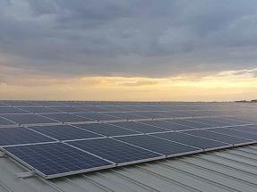 1 MWp fotovoltaico en la cubierta de Quimicalmoble, en Náquera