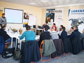 Curso de certificación del fabricante de bombeo solar Lorentz