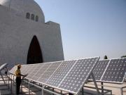 El Parlamento de Pakistan se convierte en el primero del mundo en utilizar solo energía solar