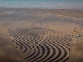 Entra en operaciones la planta fotovoltaica Rubí, la más grande del país, con 180 MW