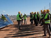 Conectada la primera planta FV participada tras el decreto contra las renovables