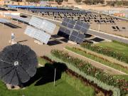 Marruecos ultima el primer laboratorio africano para el estudio de la energía solar