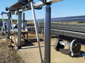 Trina Solar lanza en la región sus seguidores solares TrinaTracker