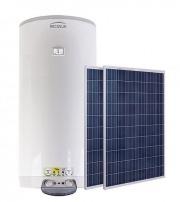 Recosun propone almacenar la energía fotovoltaica en forma de agua caliente