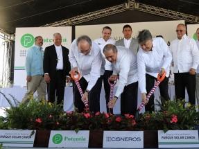 Inician la construcción de Solar Canoa, una planta fotovoltaica de 50 MW
