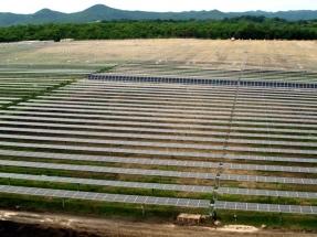 Módulos de Trina Solar para el parque fotovoltaico Girasol, de 120 MW