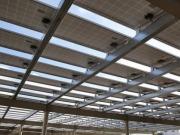 Inauguran una planta fotovoltaica de 500 kW