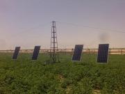 Krannich propone a los regantes que bombeen agua con energía solar