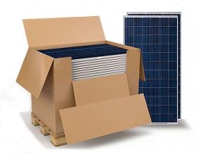 El precio del vidrio fotovoltaico está subiendo el coste de los módulos