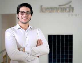 Simo Ghailan, nuevo director comercial de Krannich Solar España