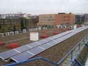 Sube en Andalucía un 46% la producción de electricidad con biomasa y un 39% la fotovoltaica