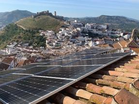 Autoconsumo fotovoltaico en un hostal a los pies del Caminito del Rey