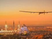 Solar Impulse concluye su histórico vuelo alrededor del mundo
