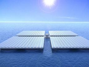 Holanda presenta la que será la primera planta solar fotovoltaica marina del mundo