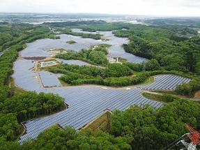 Solar Steel suministra 95 MW de su estructura RackSmarT para tres nuevos proyectos en Japón