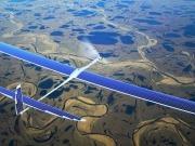 Facebook, drones y energía solar
