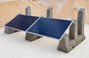Solarbloc lanza una nueva estructura para plantas fotovoltaicas