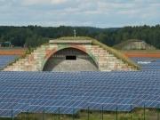 Un viejo aeropuerto militar de Berlín cada vez más fotovoltaico