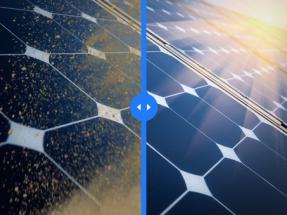 Nanotecnología para mantener siempre limpios los sistemas fotovoltaicos