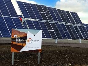 El seguidor SF7 Bifacial de Soltec produce un 2,1% más de energía en el segundo año de estudio en BiTEC