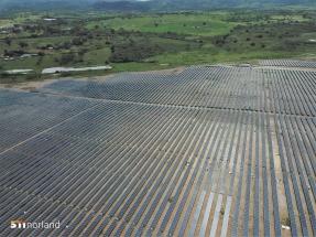 La planta fotovoltaica Sol do Sertão, de 474 MWp, recibe seguidores solares de STI Norland