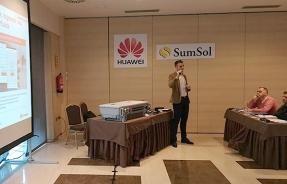 Jornada de formación sobre inversores Huawei en Valladolid el 20 de junio