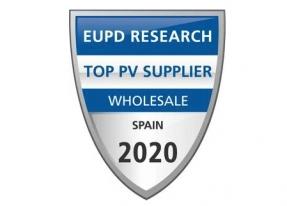 SunFields Europe obtiene el sello Top PV Supplier en España