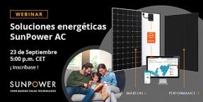Llega el nuevo SunPower P3-BLK, el primer módulo monocristalino con salida en corriente alterna de serie
