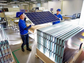 Trina Solar, la empresa del sector más financiable según Bloomberg