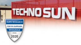 Techno Sun, reconocido como el proveedor fotovoltaico más recomendado por los instaladores