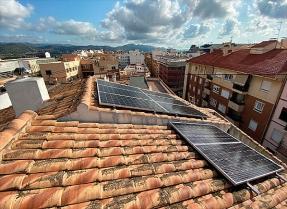 Una estrategia de rehabilitación con mucha electricidad y pocas renovables