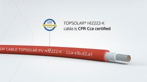 Topsolar H1Z2Z2-K, máxima protección contra incendios