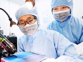 Trina Solar anuncia nuevo récord mundial de un panel de silicio multicristalino
