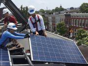 El 64% de la nueva capacidad instalada en Estados Unidos el primer trimestre fue solar