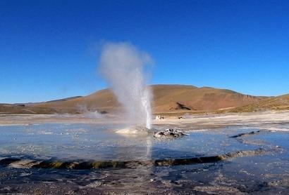 CHILE: El Banco Mundial dona para la geotermia casi 2 millones de dólares