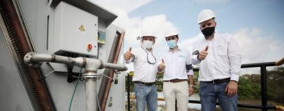 Comienza a operar la primera planta geotérmica