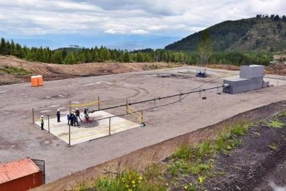 Chachimbiro: La primera planta geotérmica del país, que tendrá 50 MW de capacidad, en fase de exploración