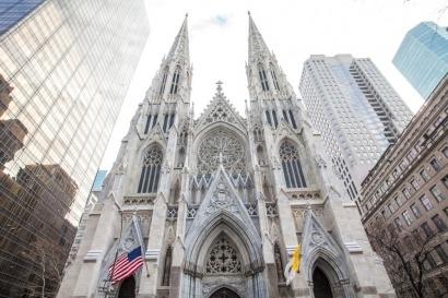 EEUU: Nueva York: La catedral de San Patricio inaugura una planta geotérmicapara calefacción y refrigeración calefaccionarse