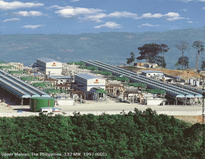 Sustancial crecimiento de la geotérmica en el mundo