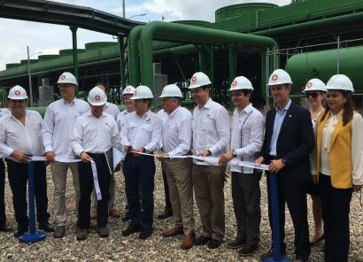 HONDURAS: Inauguran Platanares, la primera planta geotérmica del país, y Ormat obtiene para su financiamiento 125 millones de dólares