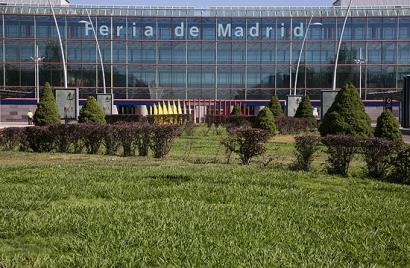 Entra en funcionamiento la planta geotérmica de Feria de Madrid