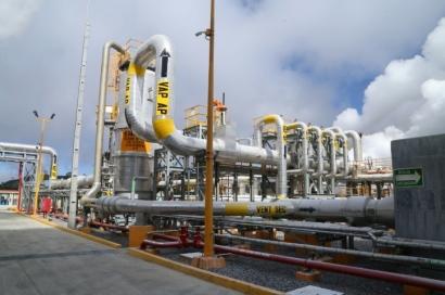 MÉXICO: Puebla: Inauguran la central geotérmica Los Humeros III – Fase A, de 25 MW de capacidad