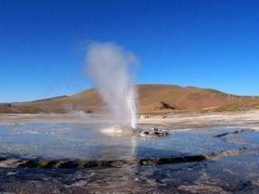 El Banco Mundial dona para la geotermia casi dos millones de dólares