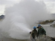 Inician obras de Platanares, la primera planta geotérmica