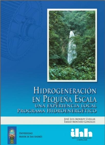 Presentan un libro sobre la experiencia local en minihidráulica