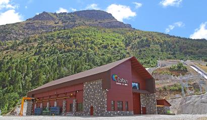 CHILE: Maule: Inauguran la central hidroeléctrica de pasada La Mina, de 34 MW